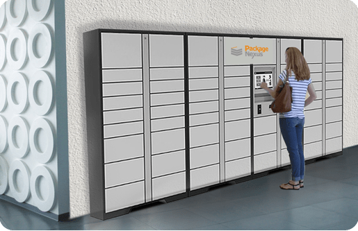 Smart Locker Features